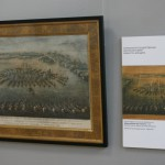 "Морис Бакуа по рисунку Мартена мл. ""Морской бой при Гангуте"" 1724"