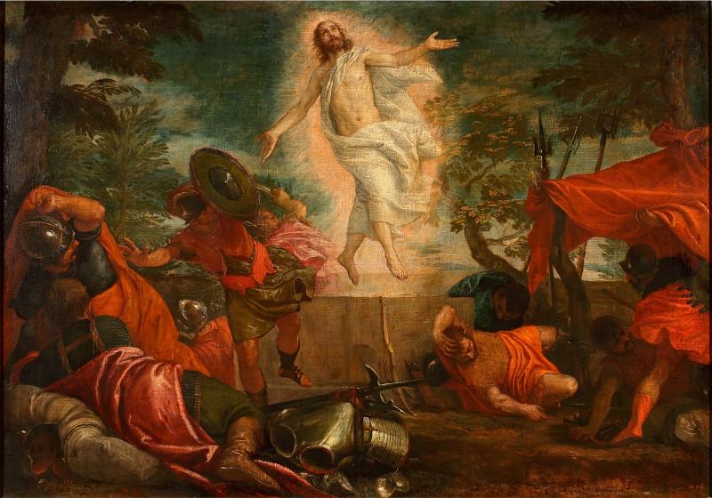 """Паоло Веронезе """"Воскресение Христа"""" Около 1580"""