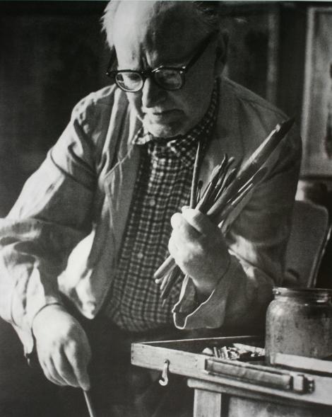 Артур Владимирович Фонвизин. 1962.