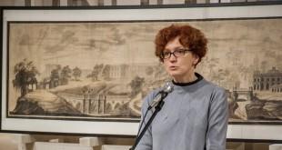 Лекция Анны Корндорф «Готическая архитектура» и «политический заказ» на театральной сцене «Просвещения».