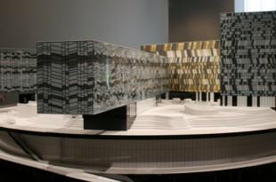 Дэвид Аджайе: форма, масса, материал.