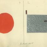 Персональная выставка. Графика, коллажи и объекты 1950-х годов.