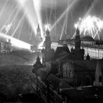 """Николай Ситников """"Салют в День Победы"""" Москва, 9 мая 1945"""