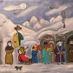 """Сергей Гассиев """"Колядки"""" 1993"""
