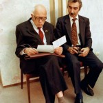 165 работ легендарного фотографа Агентства печати «Новости» (АПН) и РИА Новости.