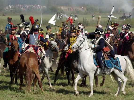 Международный военно-исторический фестиваль «День Бородина – 2017».