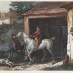 "Ж.П.М. Жазе по оригиналу К. Верне ""Выезд из конюшни"" Не ранее 1827"