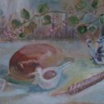 Вера Тюрина «Хлеб да соль»