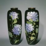Парные вазы. Япония, около 1905-1910
