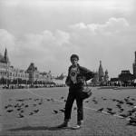 Леонар Джанадда на Красной площади