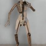 """Е.В. Мунц """"Памятник ДАПу (Дмитрий Александрович Пригов)"""" 2014"""