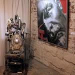 Фоторепортаж с открытия выставки. Автор фотографий: Юрий Царевский.