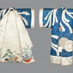 Кимоно для сна. Япония, 1780-1830-е
