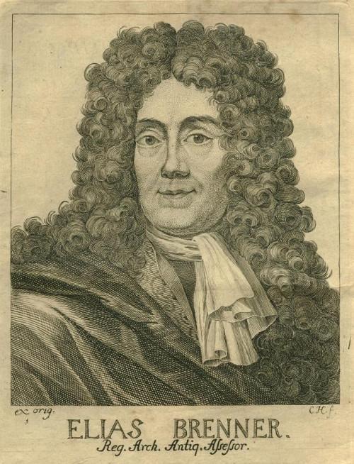 Лекция «Жизнь и творчество Элиаса Бреннера (1647–1717)».
