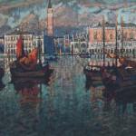 """Константин Горбатов """"Венеция"""" 1931"""