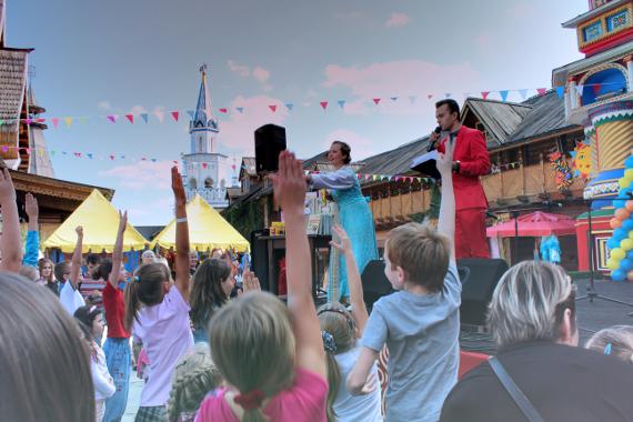 XIV-й Международный фестиваль «Ярмарка Ремёсел-2017 «Идём на Север».