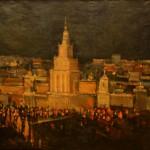 """А. Богатов """"Вечерняя Москва"""" 2013"""
