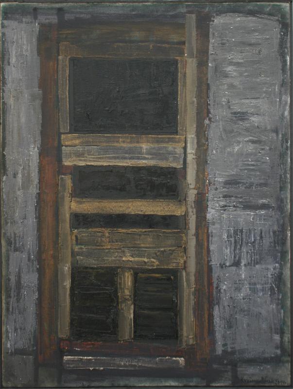 """Р.А. Кузьмин """"Окно №2"""" 2014"""