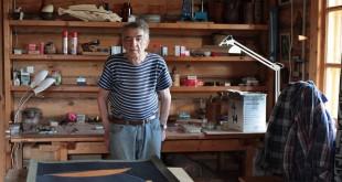 В Тарусе начинает работу музей-мастерская художника Эдуарда Штейнберга.