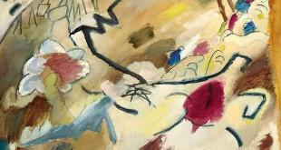 Картина Василия Кандинского, фаворит осенних торгов Christie's, в сентябре будет показана в Москве.