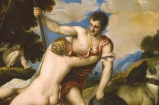Атрибуция картины «Венера и Адонис» Тициана Вечеллио.