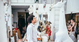 Арт-объект Александра Повзнера появится в Парке Горького. Проект Glenmorangie Signet Land Art.