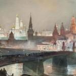 К 870-летию Москвы. Москва глазами иностранцев.