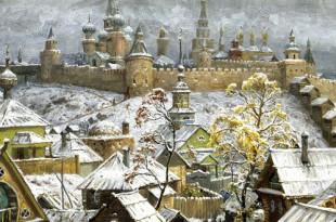 Юбилейная. Выставка произведений Фирината Халикова.