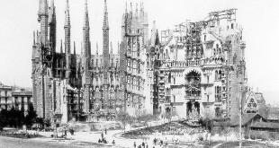 Лекция «Исторические корни Саграда Фамилия Гауди. Что значит возвести храм?».