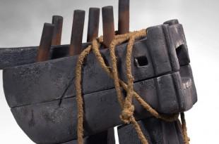 Пять измерений. Выставка современной скульптуры.
