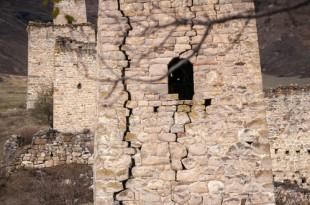 Средневековая архитектура горной Ингушетии. Джейрах-Асса.