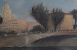 Выставка к 870-летнему юбилею Москвы.