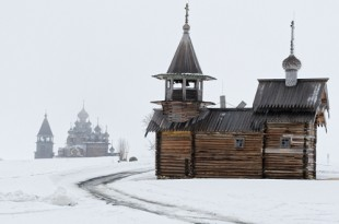 Архитектура русского храма.
