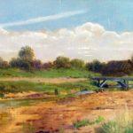 И.И. Шишкин «Деревня»