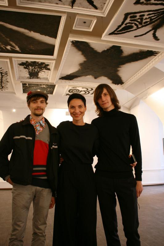 Гриша, Катрин Борисов и Женя 0331С