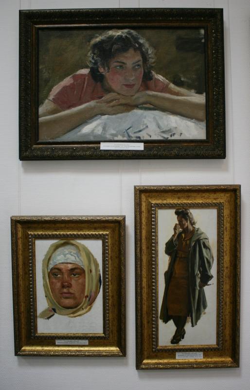 Произведения Г.М. Коржева