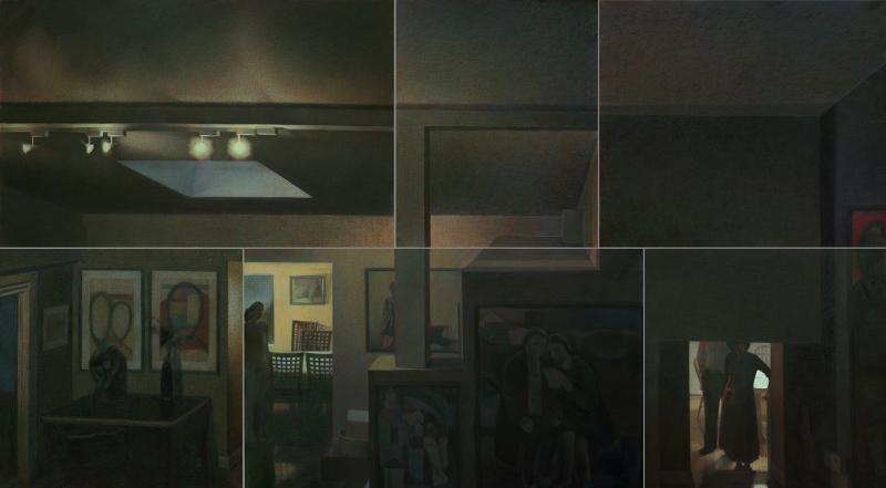 "Дмитрий Грецкий, Евгения Кац ""Living Space. ОМ"" 2014"