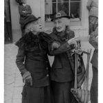 "Анри Картье-Брессон ""Визит короля Георга VI, Версаль, Франция"" 1938"