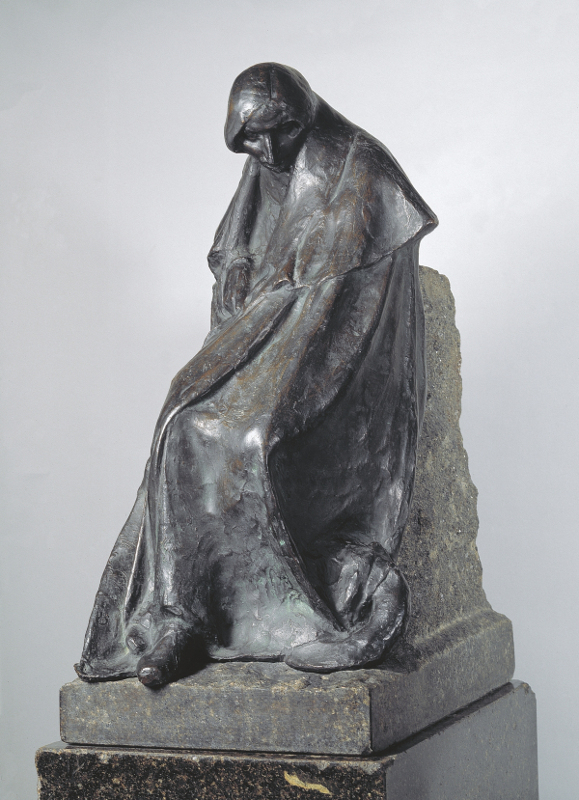 """Н.А. Андреев """"Николай Васильевич Гоголь"""" 1906"""