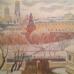 Серия «Старая Москва» 1965-1990 годов.