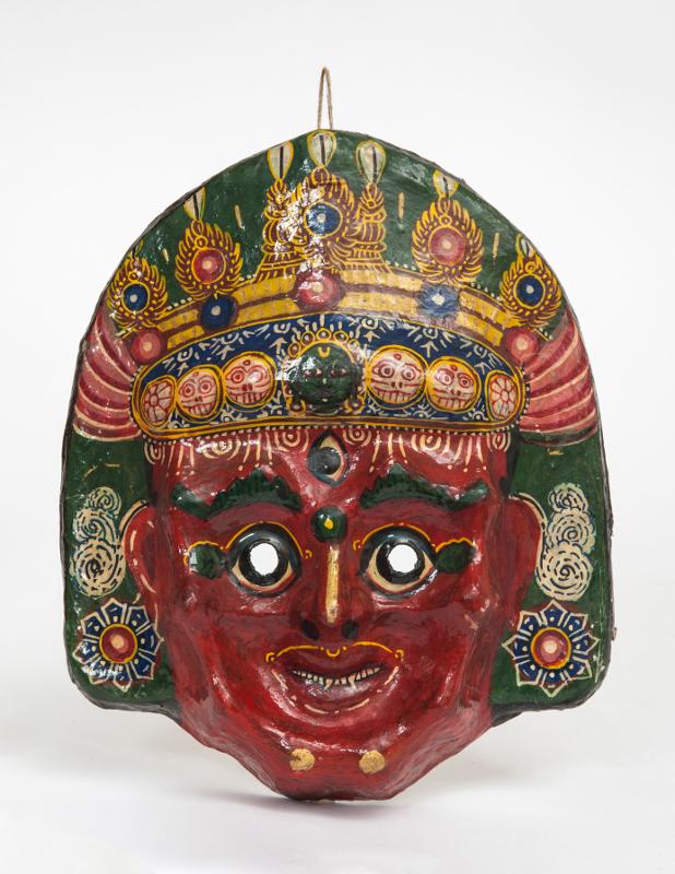 Маска Лакхе. Непал, 20 век