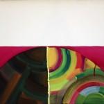 """Ильяс Зинатулин """"Из серии """"Картина для исследования пространства"""". №10"""" 1990"""