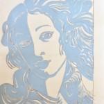 "Джозетта Фиорони ""Venere detail"" 1967"
