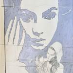 """Джозетта Фиорони """"Меланхолия"""" 1969"""