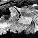 """Марио Джакомелли """"Ландшафт Анджелини. Из серии """"Новое осознание природы"""" 1985"""