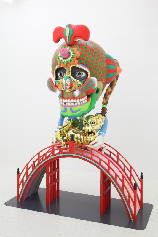 """Кейчи Танаами """"Uncrossable Arched Bridge"""" 2011"""