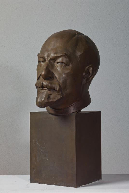 """Альтман Н.И. """"Портрет А.В. Луначарского"""" 1920"""