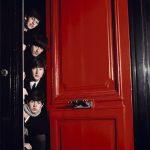 """Жан-Мари Перье """"Битлз. Красная дверь"""" Лондон, март 1964"""
