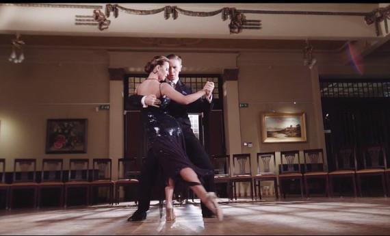 Страсть аргентинского танго в центре столицы.