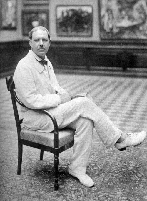 Пётр Кончаловский. Фотография 1922